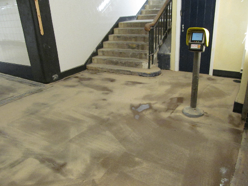 Heavy Duty Epoxy Flooring Services : Epoxy floor screed resin flooring north east ltd