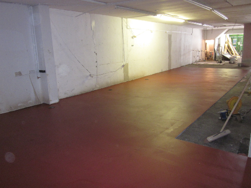 Resin floors Newcastle by Resin Flooring North East Ltd
