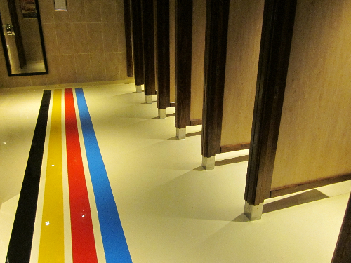 resin flooring by Resin Flooring North East Ltd