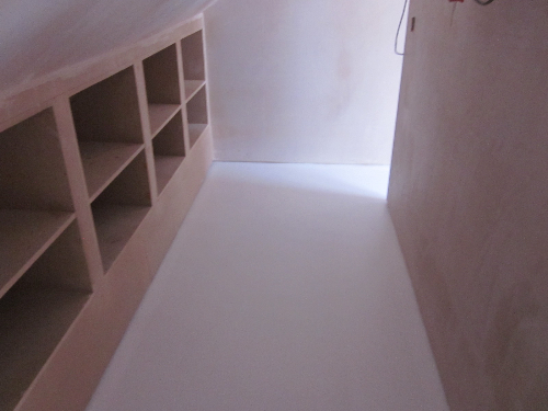 domestic poured resin floors Morpeth Northumberland